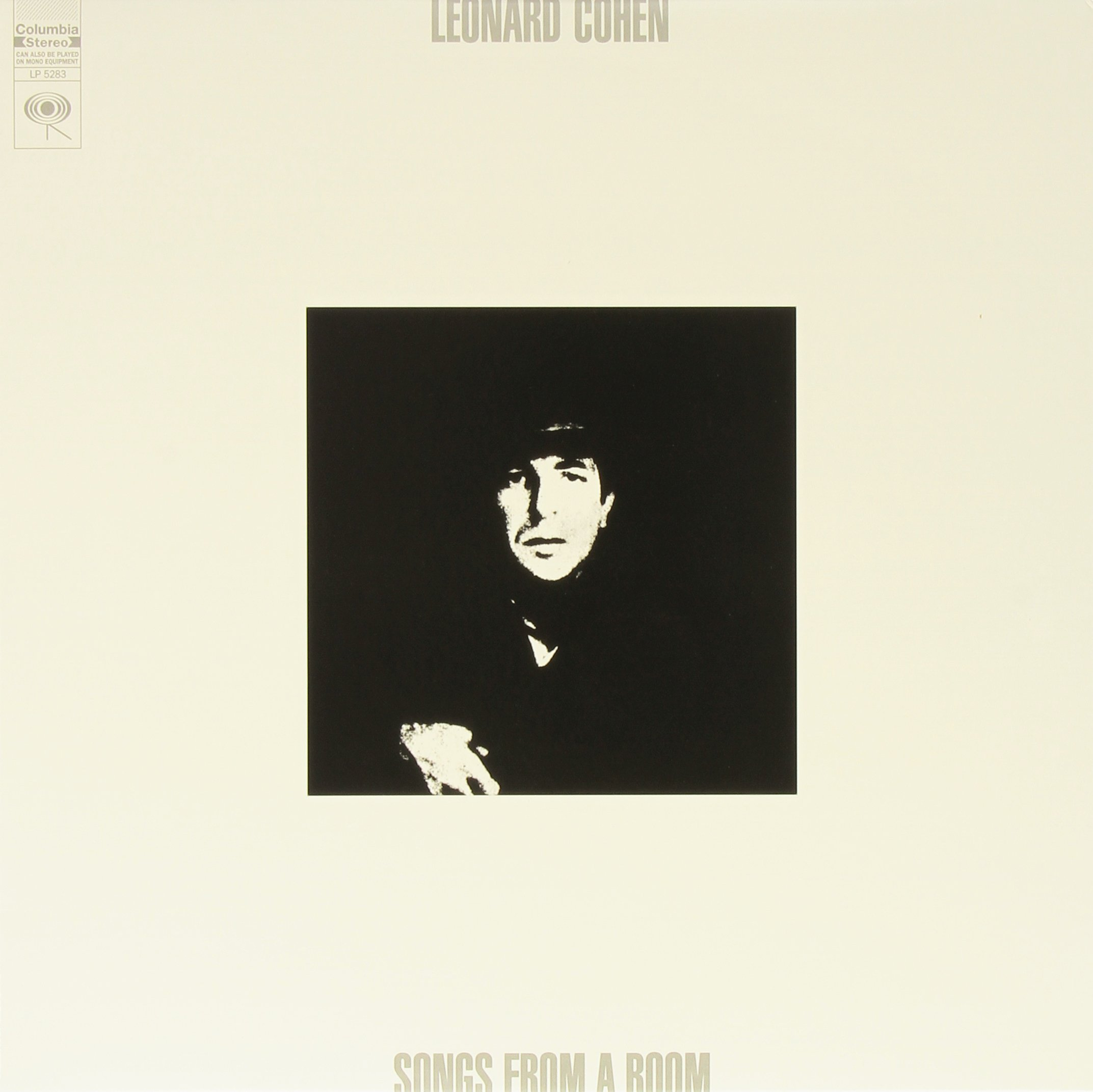 Vinilo : Leonard Cohen - Songs from a Room (LP Vinyl)