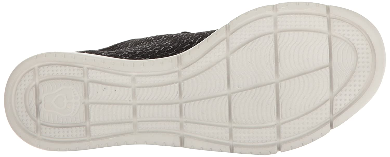 Skechers BOBS Flat from Women's Pureflex 2-Knockoutz Flat BOBS B005AEFF74 8 B(M) US|Black/Gray f5a381