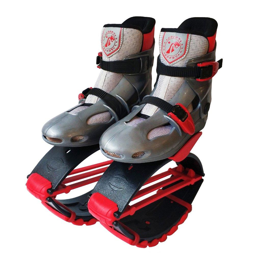Byjia Unisex Eignungs Sprung Schuhe Anti-Schwerkraft Schlag Schuhe, Die Sport Stiefel Im Freien Laufen Lassen