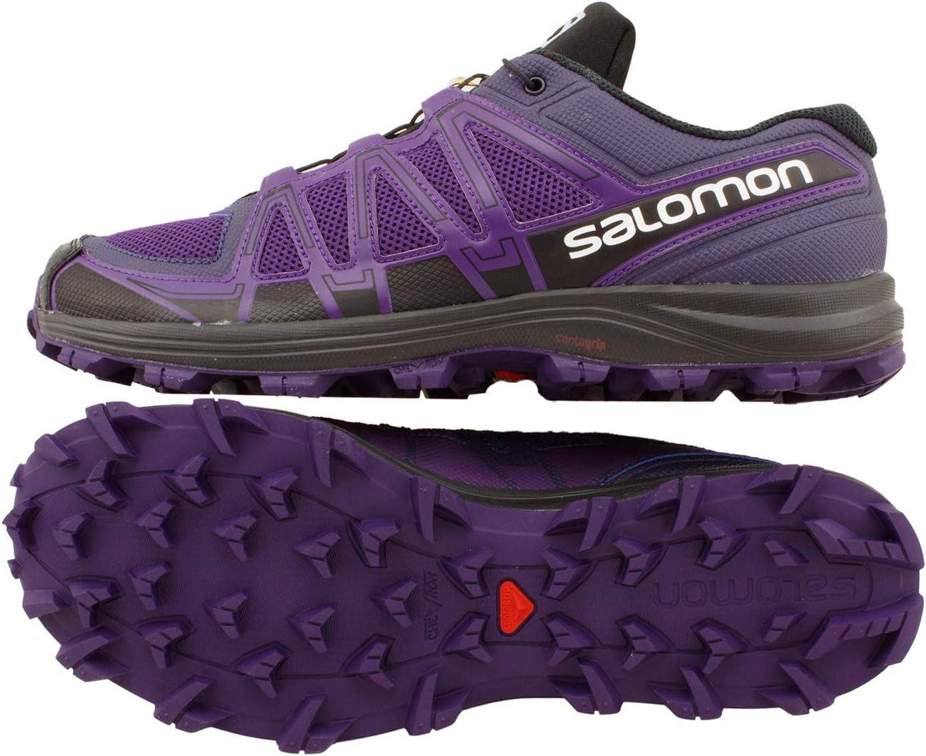 SALOMON Fellraiser Trail Running Schuhe Laufschuhe 36 37 38 FTKpx