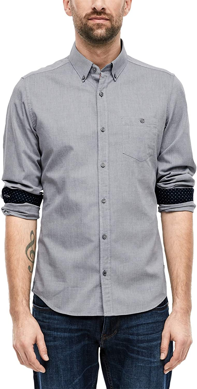 s.Oliver Camisa Casual para Hombre
