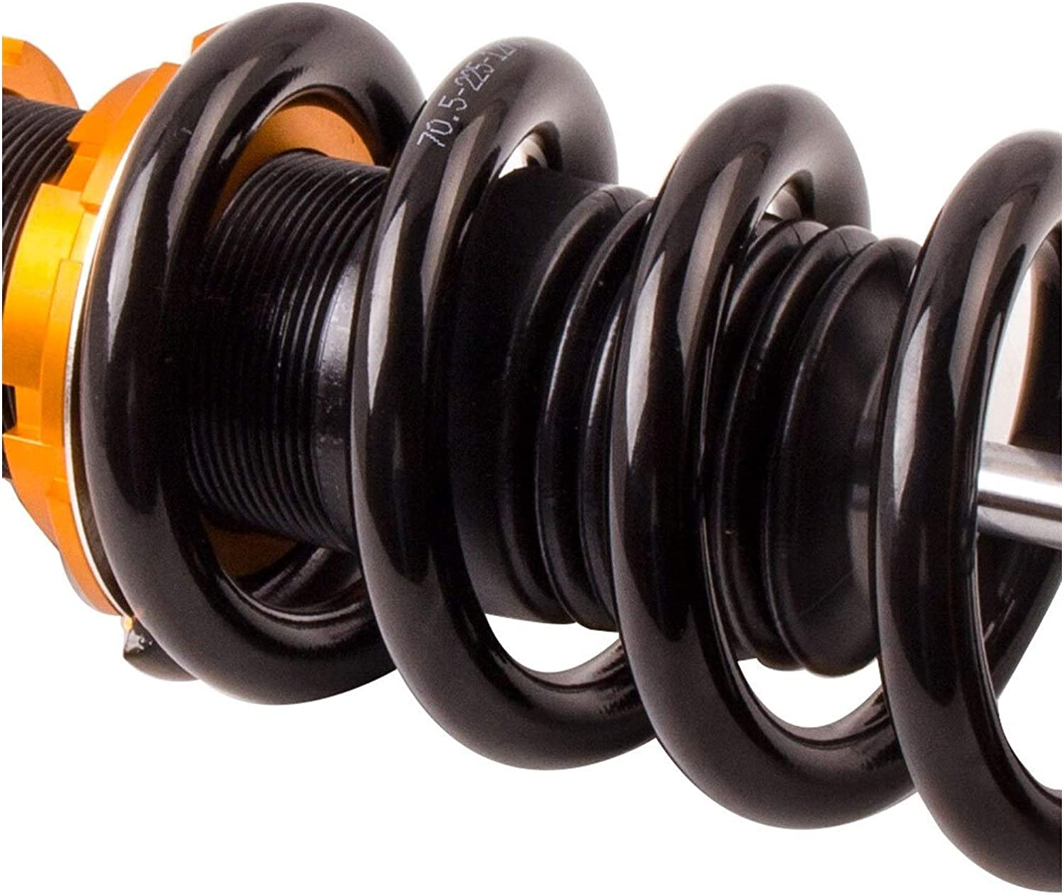 FGYUI Amortisseur de Voiture Shock Absorber fit for Toyota Supra MA70 JZA70 MK3 MKIII 87-92 Amortisseurs for JZA70 MA70 7MGTE Avant Arri/ère Camber Plate