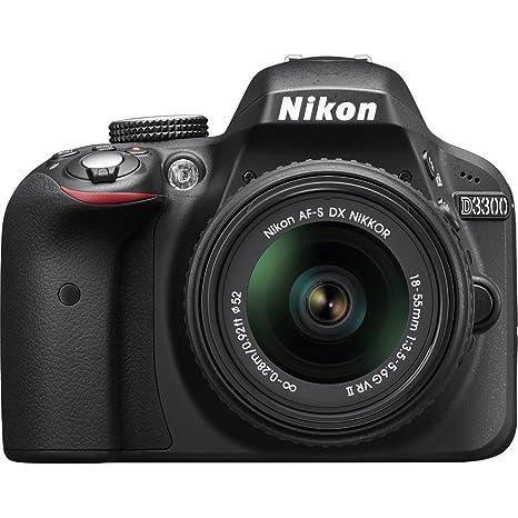 Review Nikon D3300 24.2 MP