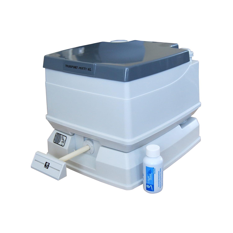 Sanitation Equipment Passport Potty 8 Liter