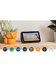 Wir stellen vor: Echo Show 5 – kompaktes Smart Display mit Alexa, Schwarz