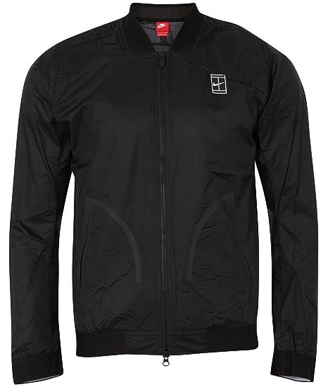 Nike COURT Bomber Jacket Men Chaquetas, todo el año, hombre, color negro,