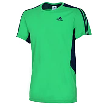 Adidas Tentro Herren Laufshirt Pes Tee Funktionsshirt T