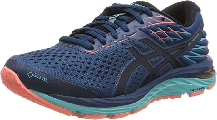 ASICS Gel-Cumulus 21 G-TX, Zapatillas de Running para Mujer ...