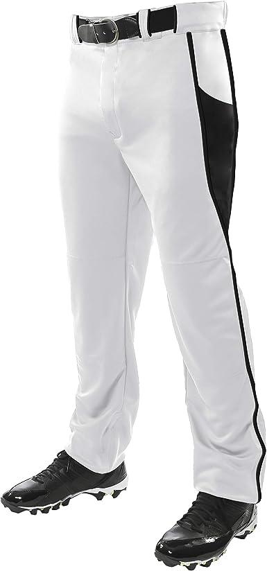 Grey /& White Champro Triple Crown Knicker Youth Boys Baseball Pant