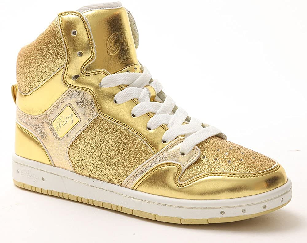 Pastry Glam Pie Glitter Dance Sneakers