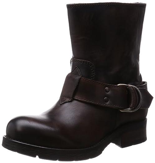 Women's B-My Rock Kruiser Leather Boot