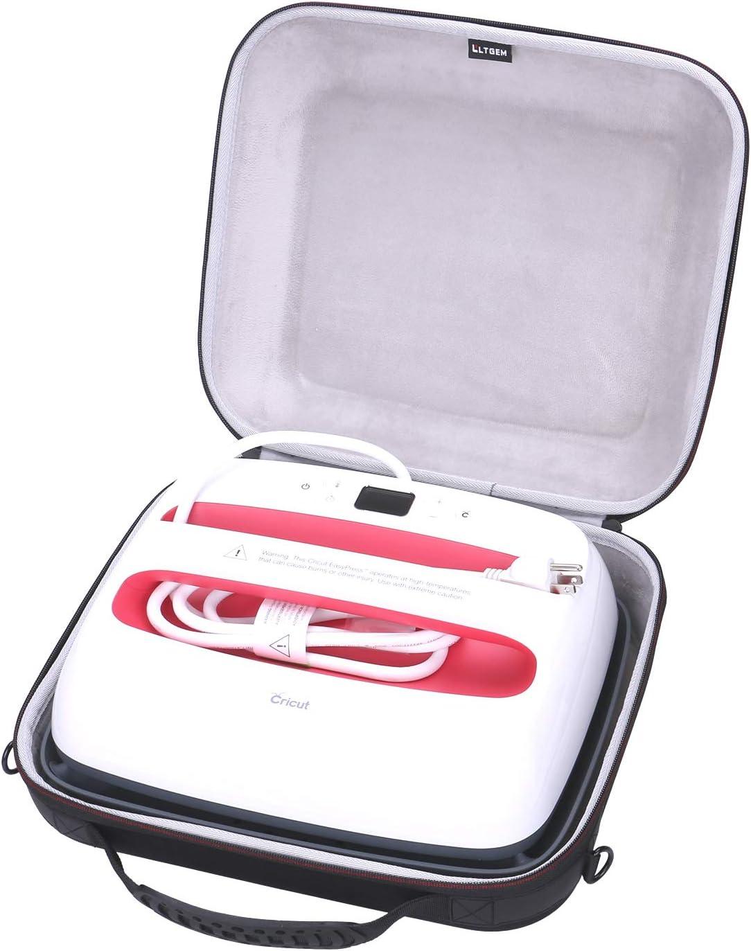 LTGEM Storage Protective Carry Case Bag For Cricut EasyPress Heat Press Machine