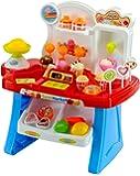 Smartcraft Kid's Luxury Supermarket Shop (Luxury Supermarket Shop - Blue)