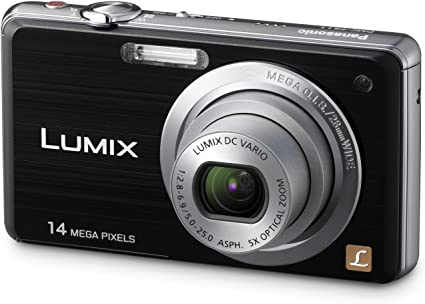 Panasonic Lumix Dmc Fs11eg K Digitalkamera Schwarz Kamera