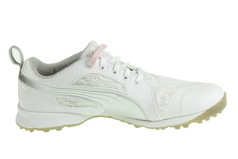 Puma Biofly Mesh Wmns - white-puma silver-pink dogwood