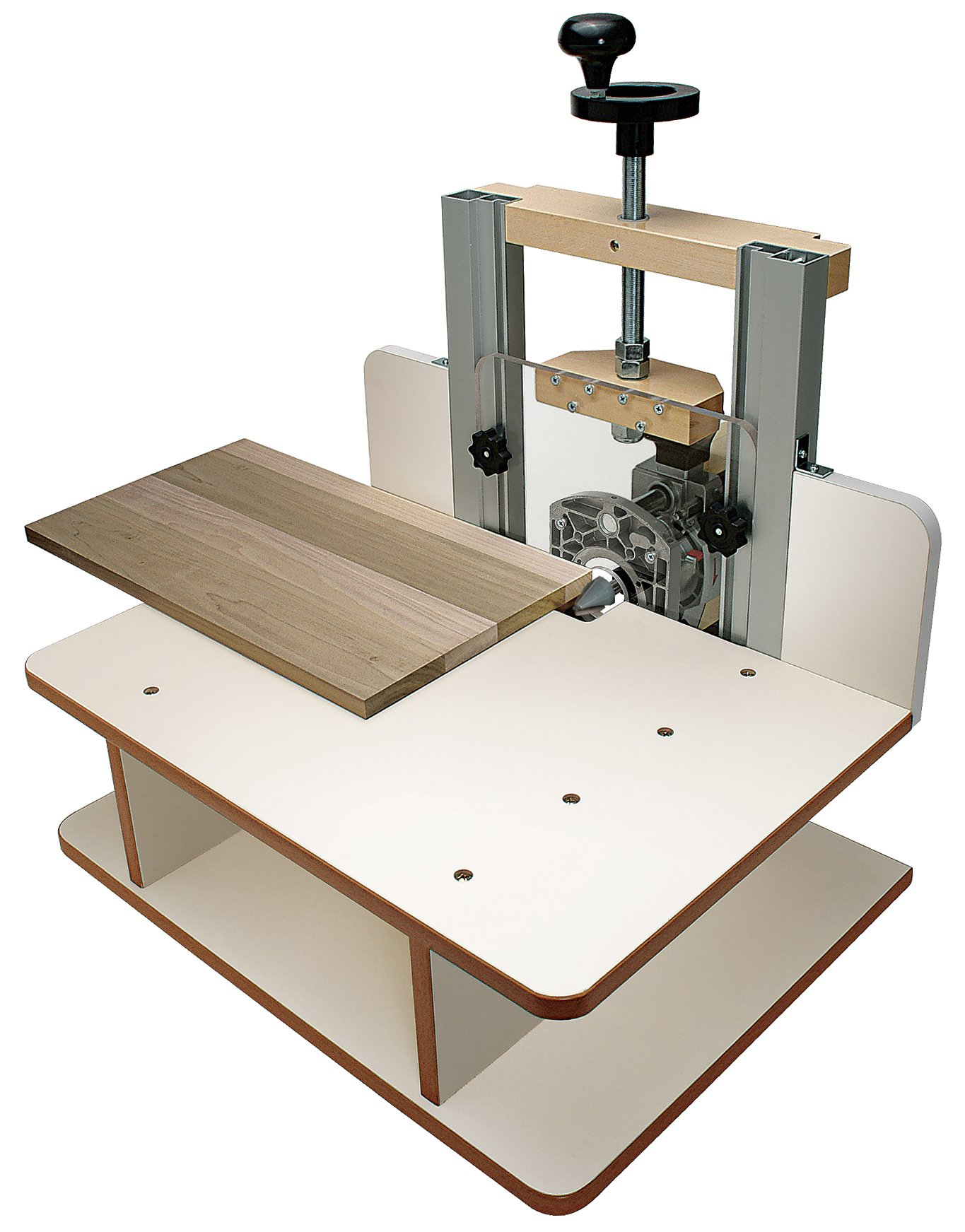 MLCS 9767 The Flatbed Horizontal Router Table by MLCS