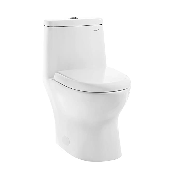 Best Dual Flush Toilet: Swiss Madison SM-1T112 Ivy