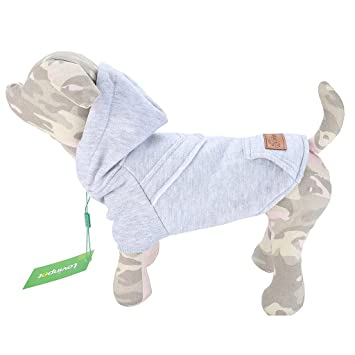 28940814473 LovinPet Dog Winter Coat | Hoodie Dog Coats for Medium Dogs & Small Dogs |  Cozy