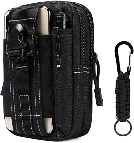 Multifunction Molle Waist Bag Wallet Pouch Phone Case for Outdoor Easy Carrying