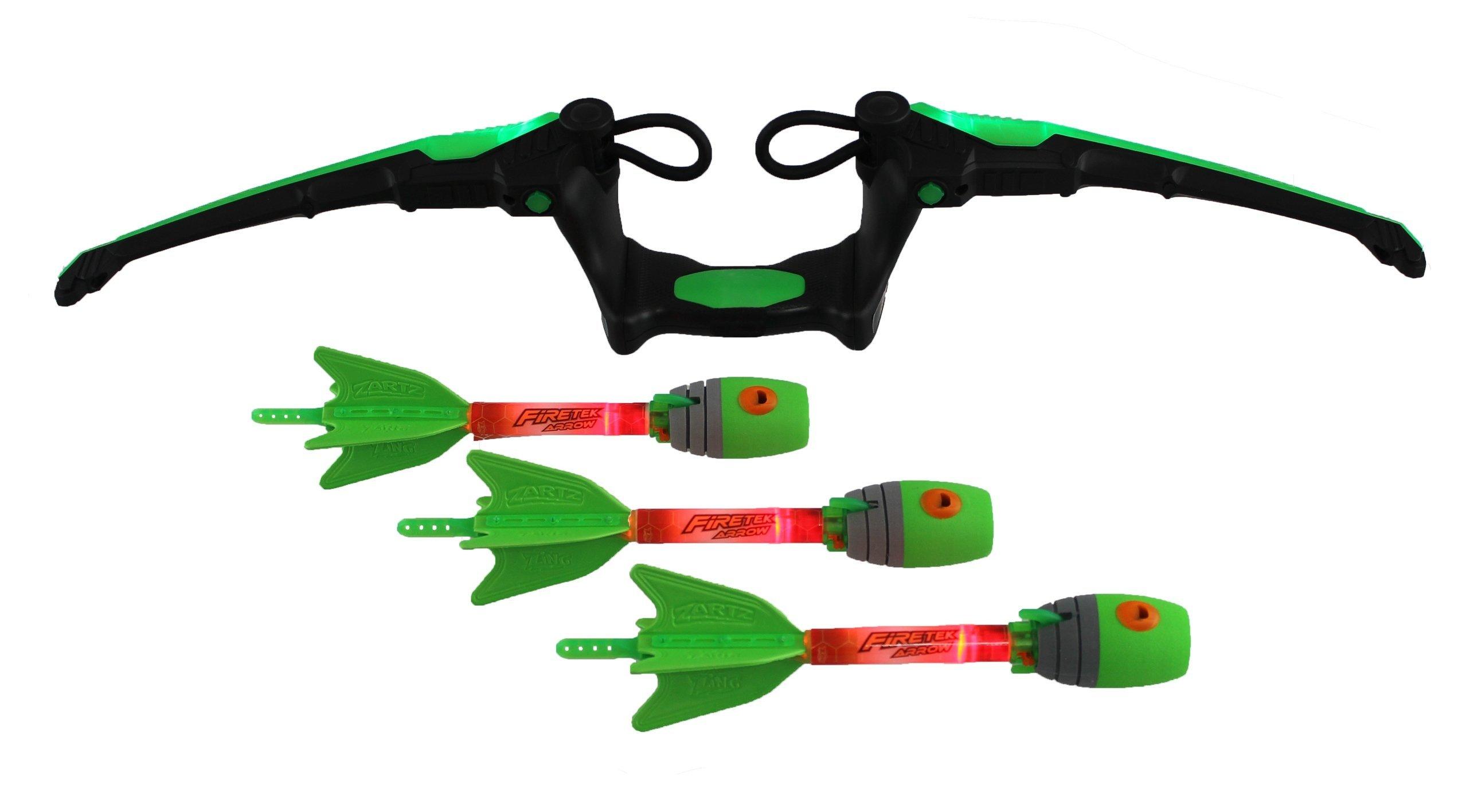 Zing Air Storm Fire Tek Bow, Green
