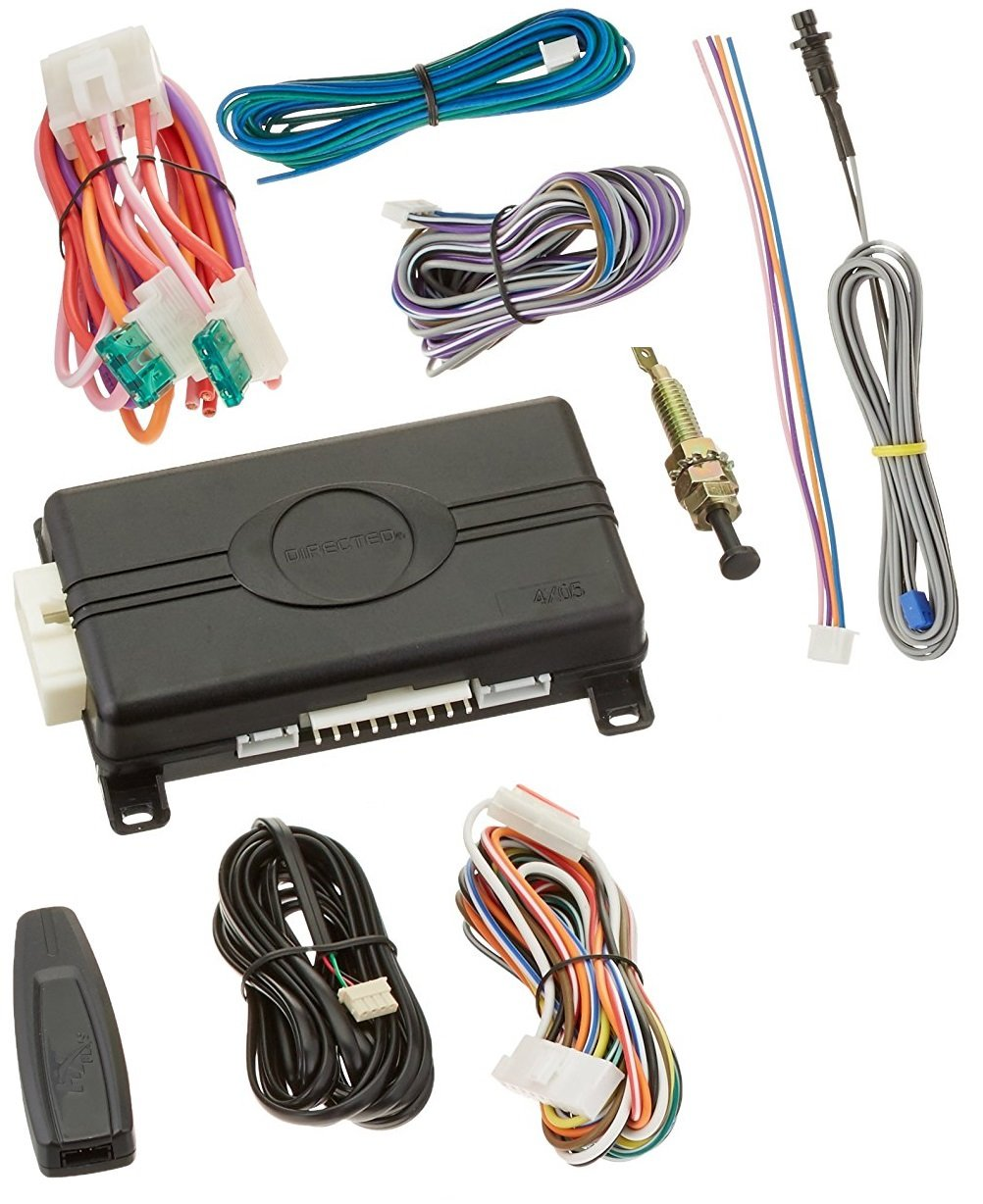 Amazon.com: Replacement Remote Start Brain Module 4X05 DEI Directed ...