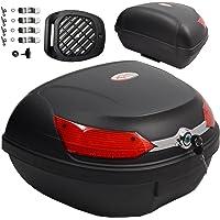 A de Pro Top Case Box 48LT Quick rlease universel moto scooter Luggage Quad