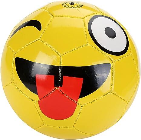 Balón de Fútbol Emoticonos 22 CM - Balones de fútbol divertidos ...