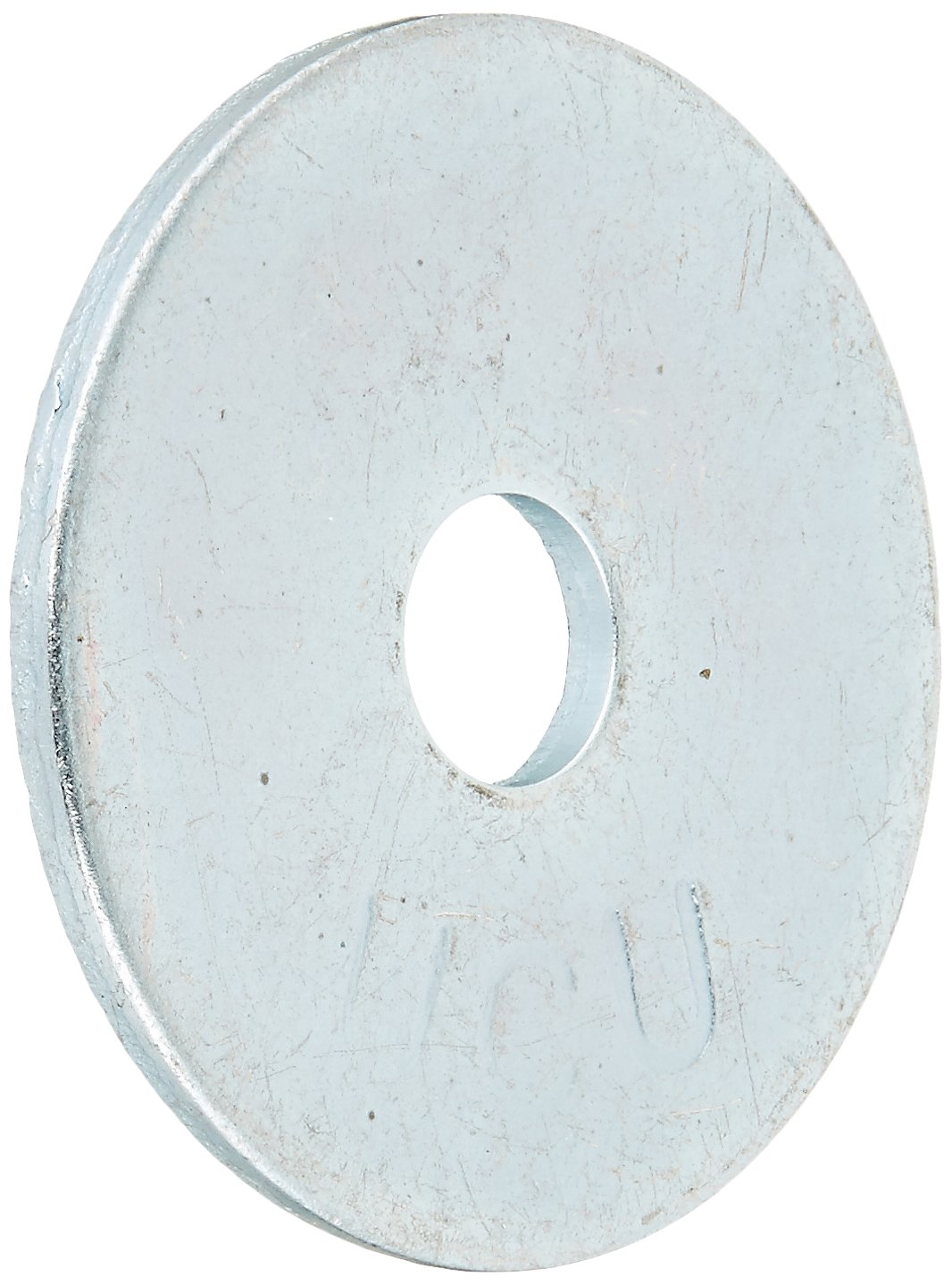 The Hillman Group 290003 Fender Zinc Washers, 3/16-Inch x 1-Inch, 100-Pack