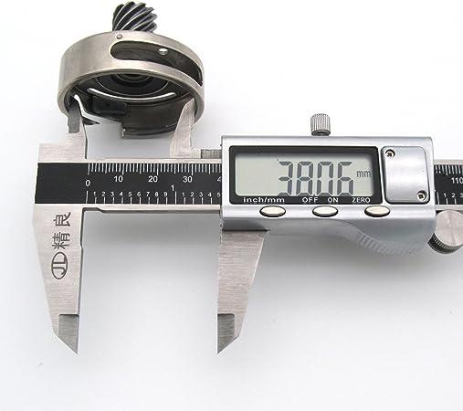 KUNPENG - 1 piezas# XC8987021 GANCHO BASE apto para BROTHER L15, L25, L30, L35, L40, LS17 XL2121, XL2600, XL-2600I, XL2610, XL2620, XL350: Amazon.es: Hogar