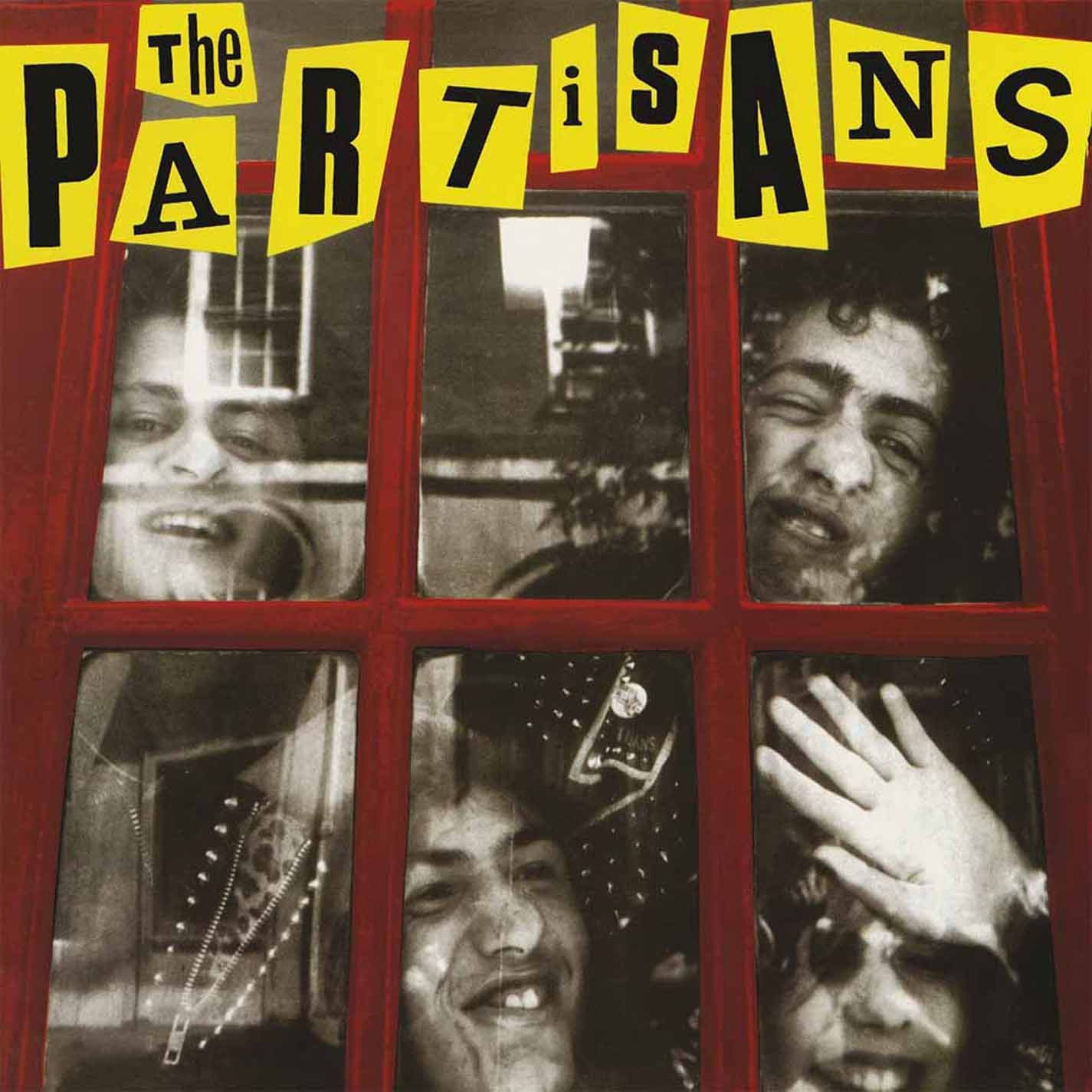 Vinilo : The Partisans - Police Story (LP Vinyl)