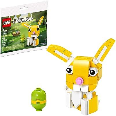 LEGO Creator Easter Bunny Polybag 30550: Toys & Games