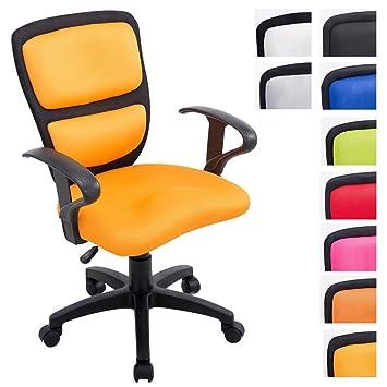 CLP Silla de oficina para niños EINSTEIN, altura del asiento ...
