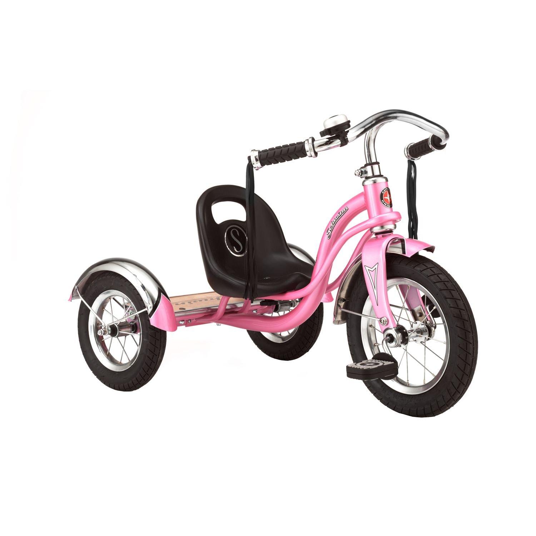12'' Schwinn Roadster Trike - Pink by Schwinn