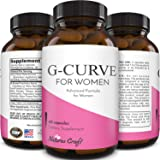 Pure & Potent Butt Enhancer + Breast Enhancement Pills With Horny Goat Weed For Libido + Improve Breast Shape and Size…