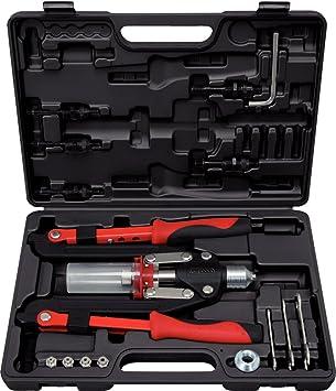KS Tools 150.9630 Pack tenazas para Remaches universales, en maletín de plástico, Set de 11 Piezas: Amazon.es: Coche y moto