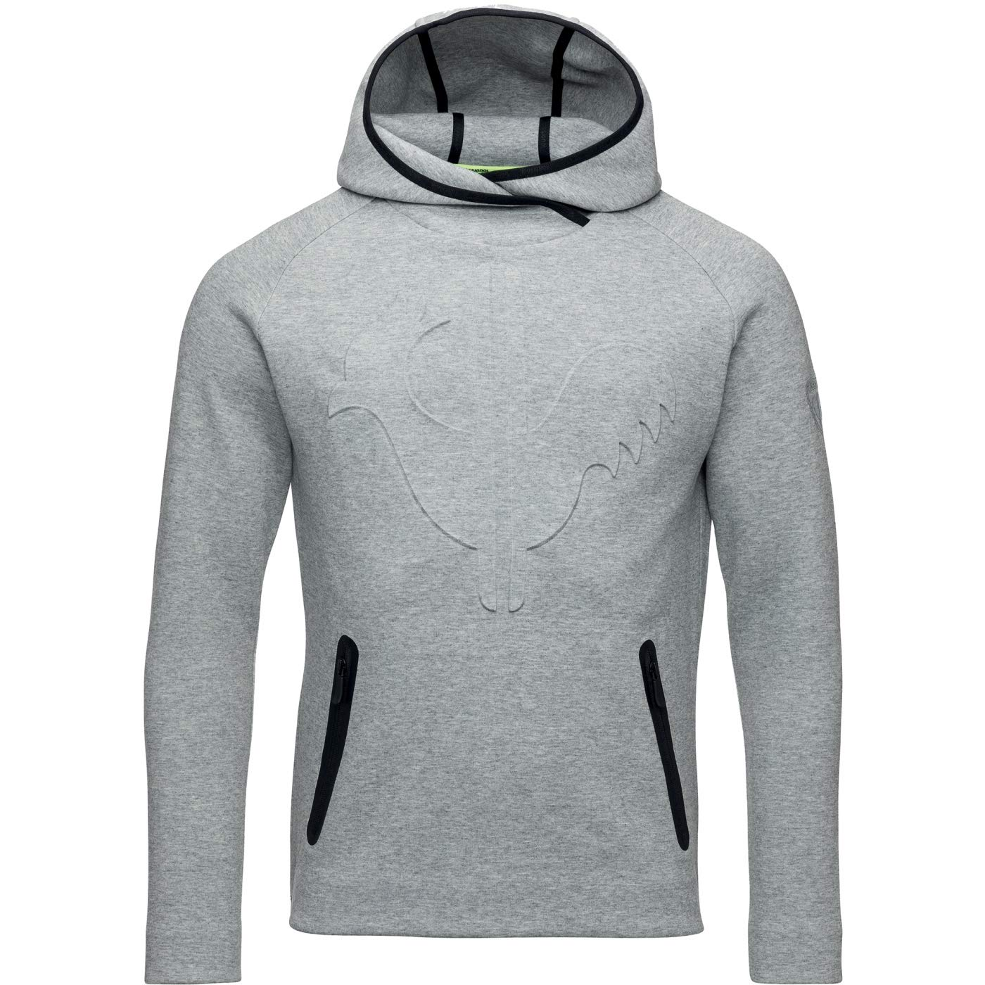 Rossignol Lifetech Hoody Pullover (Heather-Grau)