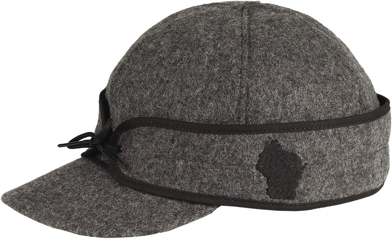 Stormy Kromer Original Cap with State Emblem-TN