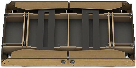 Riley NCPRS-5 Mesa de Billar Plegable 153 x 18 x 94cm: Amazon.es: Deportes y aire libre