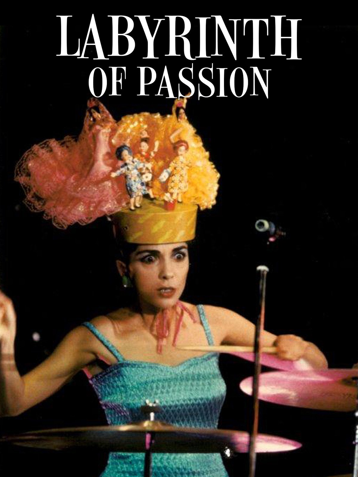 Amazon Com Watch Labyrinth Of Passion Prime Video