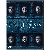 Game Of Thrones: Temporada 6 (DVD)