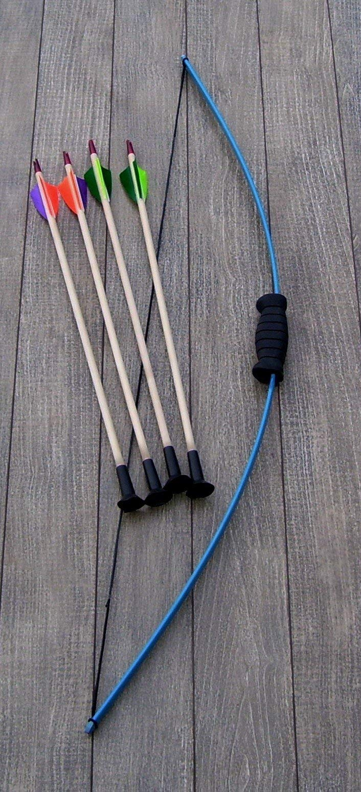 Beginner archery set-suction cup arrows