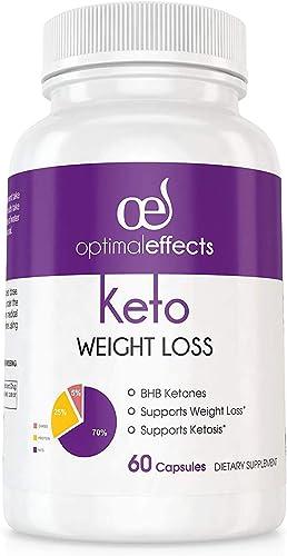 Keto Diet Capsules Exogenous Ketosis Supplement BHB Ketones Pill