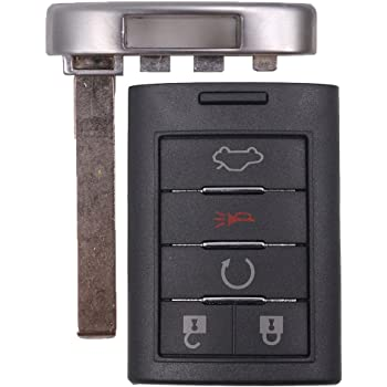 Amazon Com Heart Horse 5 Buttons Keyless Remote Fob Fit