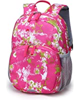 Mountaintop Little Kids and Toddler Backpack for Kindergarten or Pre-School with Chest strap and Drink Bottle Holder