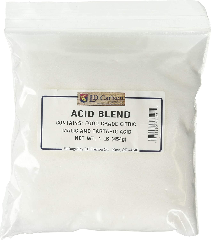 LD Carlson - Acid Blend - 1 lb, Multicolor (6120C)