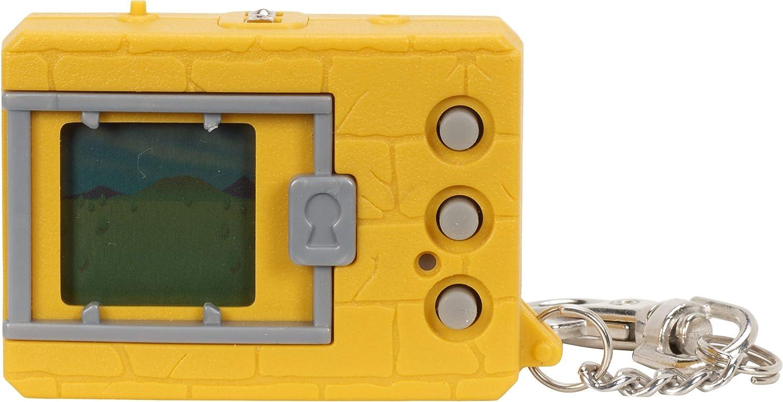 Yellow by Bandai Digimon 20th Anniversary Tamagotchi  Digivice Digital Pet