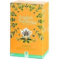 English Tea Shop Organic Chamomile 20 Teabags, 20 Pieces