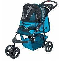 PETIQUE ST01501103 Mermaid Pet Stroller, Mermaid, One Size