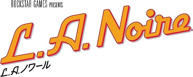 L.A. Noire NINTENDO SWITCH JAPANESE IMPORT REGION FREE [video game]: Amazon.es: Videojuegos