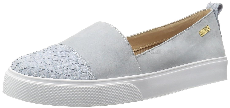 KAANAS Women's Serengeti Fashion Shoe Slip On Casual Sneaker B01N3SLPUV 10 B(M) US|Blue
